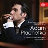 Oratorio arias - CD