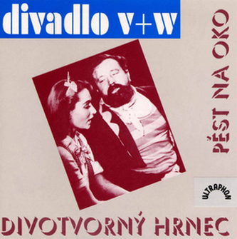 Pěst na oko, Divotvorný hrnec - CD - Jiří Voskovec