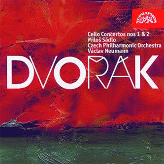 Violoncellové koncerty - CD