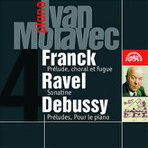Franck, Ravel, Debussy: Klavírní skladby - CD