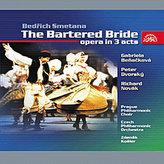 Prodaná nevěsta. Opera o 3 dějstvích - komplet - 2CD