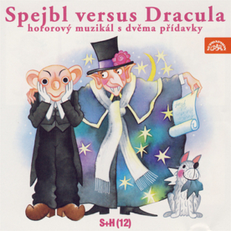 Spejbl versus Dracula - CD - Divadlo S + H