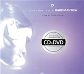 Lenka Dusilová & Baromantika Live at - CD+DVD - Dusilová Lenka