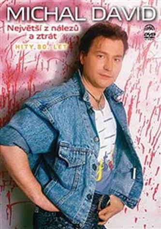 Největší z nálezů a ztrát Hity 80. let - DVD - Michal David