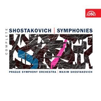 Symfonie - komplet - 10CD