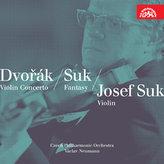 Dvořák, Suk: Houslový koncert, Romance - Fantasie, Pohádky - CD