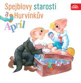 Spejblovy starosti a Hurvínkův apríl - CD
