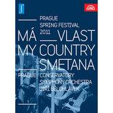 Má vlast. Zahájení Pražského jara 2011 LIVE - DVD
