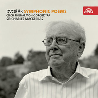 Symfonické básně ( Vodník, Polednice, Zlatý kolovrat, Holoubek) - CD
