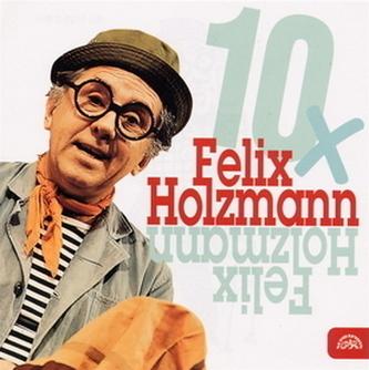 10x Felix Holzmann - CD