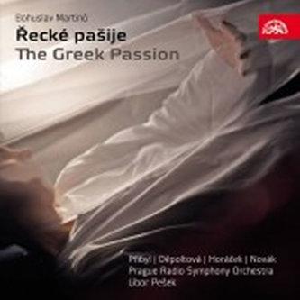 Řecké pašije - Opera o 4 dějstvích- 2CD