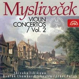 Koncerty pro housle II - CD