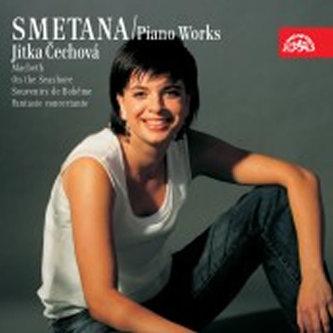Klavírní dílo 1 (Macbeth a čarodějnice, Vidění na plese, Bettina polka,..)  - CD