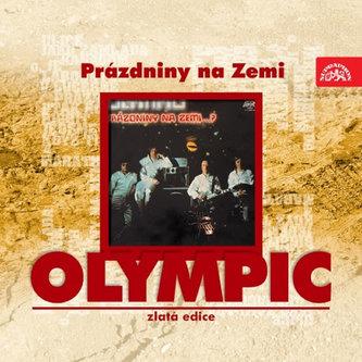 Zlatá edice 6 Prázdniny na Zemi - CD - Olympic