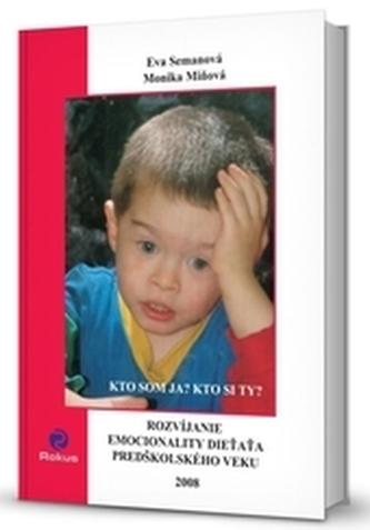 Rozvíjanie emocionality dieťaťa predškolského veku
