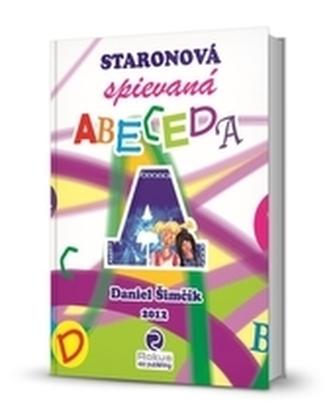 Staronová spievaná abeceda + DVD