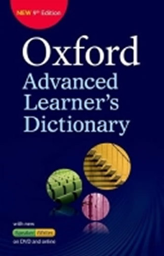 Oxford Advanced Learner´s Dictionary 9th Edition PB + DVD-ROM Pack with Online Access - Turnbull Joanna