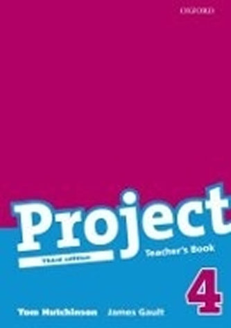 Project the Third Edition 4 Teacher´s Book - Hutchinson Tom
