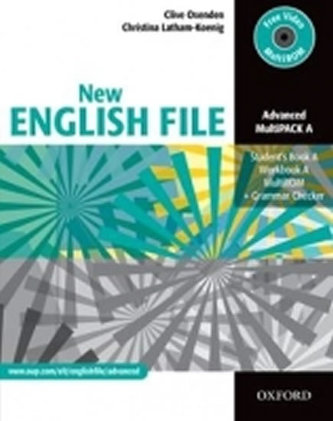 New English File Advanced Multipack A - Oxenden Clive, Latham-Koenig Christina,