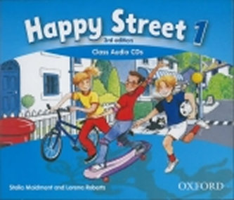 Happy Street 3rd Edition 1 Class Audio CDs /3/ - Maidment Stella