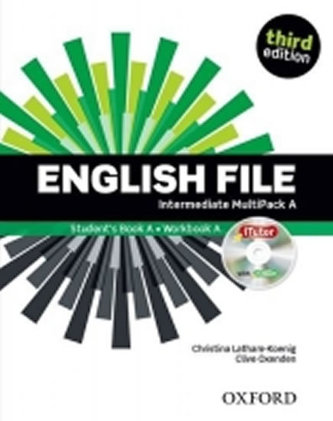 English File Third Edition Intermediate Multipack A - Oxenden Clive, Latham-Koenig Christina,
