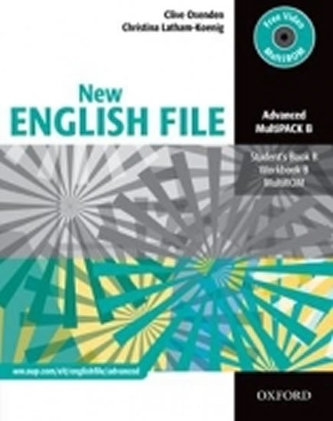 New English File Advanced Multipack B - Oxenden Clive, Latham-Koenig Christina,