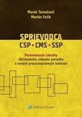 Sprievodca CSP, CMP, SSP