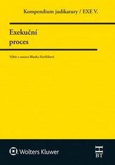 Kompendium judiktury Exekuční proces