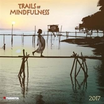 Nástěnný kalendář - Trails of Mindfulness 2017