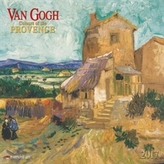 Nástěnný kalendář - Vincent van Gogh 2017
