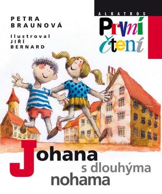 Johana s dlouhýma nohama - Jiří Bernard, Petra Braunová