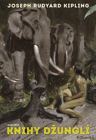 Knihy džunglí - Joseph Rudyard Kipling