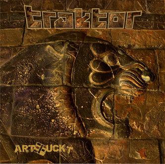 Traktor Artefuckt - CD