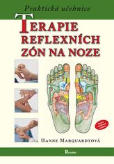 Praktická učebnice terapie reflexních zón na noze