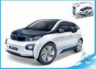 BanBao stavebnice BMW I3