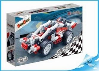 BanBao stavebnice Hi-Tech Super Cars závodní auto