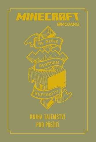 MINECRAFT kniha tajemství pro přežití - Mojang