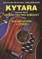 Kytara určeno též pro samouky