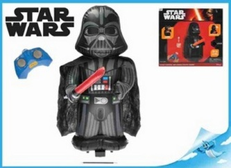 Star Wars R/C Jumbo Darth Vader nafukovací 79cm
