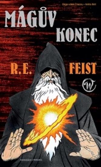 Mágův konec - Raymond E. Feist