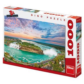 Niagarské vodopády - Puzzle 1000 dílků - neuveden