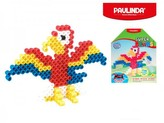 Mozaika vodní perly 200ks papoušek plast Paulinda Super Beads v krabičce