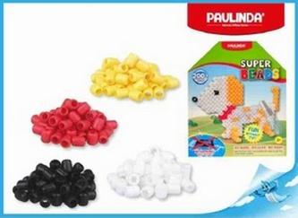 Mozaika vodní perly 200ks pejsek plast Paulinda Super Beads v krabičce