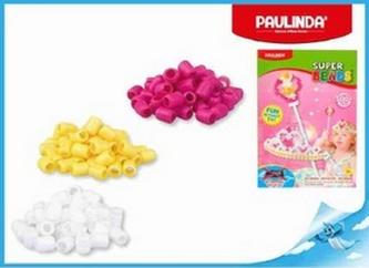 Paulinda Super Beads 5x6mm 300ks sada krásy s korunkou