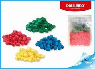 Paulinda Super Beads 5x6mm 4barvy 1600ks