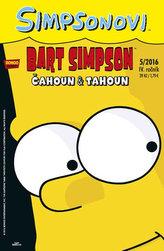 Simpsonovi - Bart Simpson 5/2016 - Čahoun tahoun