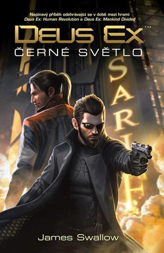 Deus Ex - Černé světlo - Swallow James