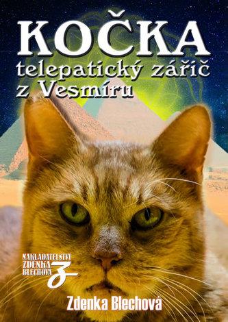 Kočka telepatický zářič z Vesmíru