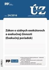 Úplne znenia zákonov 24-2016