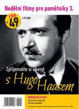 Nedělní filmy pro pamětníky 3. - Hugo Haas - 2 DVD pošetka